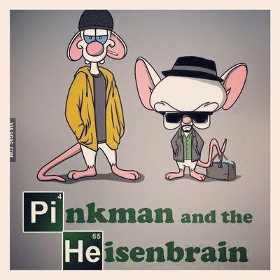 breaking bad Heisenberg mignolo Prof