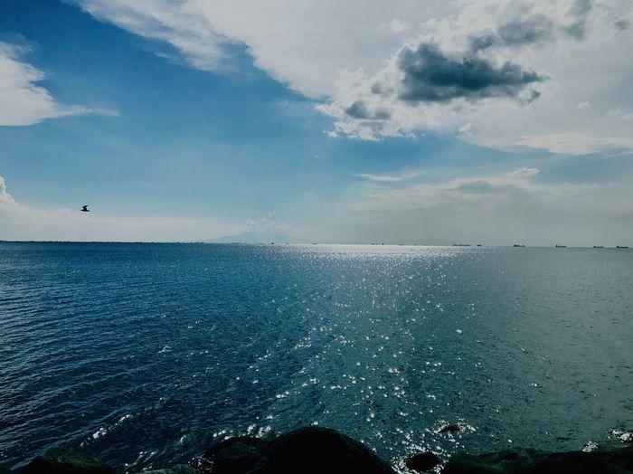Sea Seascape First Eyeem Photo