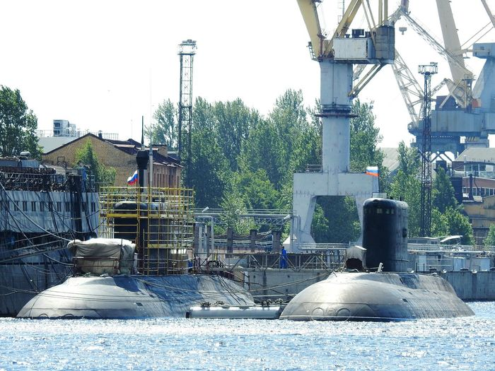 Submarine EyeEm Selects EyeEmNewHere Russian Navy Neva River Shipyard Military Sank-Peterburg Russia