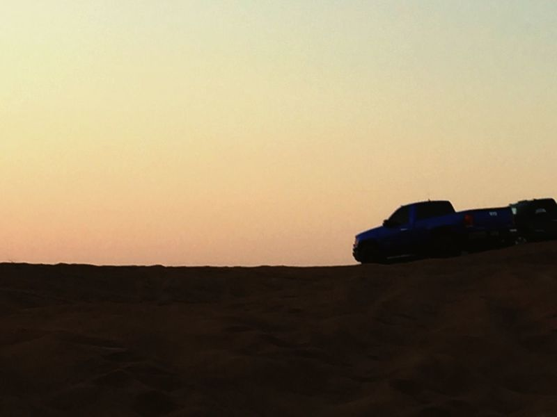 Over the dunes Desert Deserts Around The World Desert Beauty Car Car On The Desert Car On The Dune Roadtrip Enjoy Nature Enjoying The Sun Sunset Dunes Uae,abudhabi Abu Dhabi Al Ain UAE 4x4 Trucks 4x4 4x4 Off-road Team Desert Life Desert Landscape