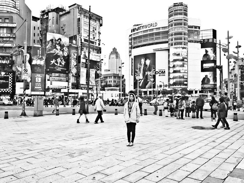 Relaxing That's Me Enjoying Life Hanging Out Showcase: December Hello World Capture The Moment Black & White Lost In Taipei 西门町 (ximending)