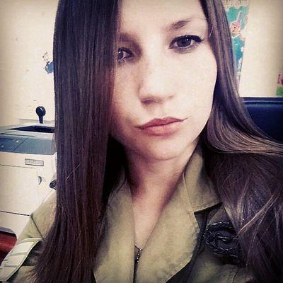 Soldier Army Idf Russiangirlsss_ pretty russian israel Nastya