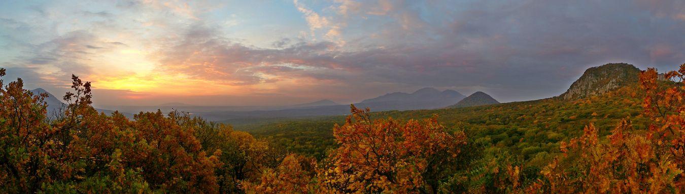 Nature Nature Panorama Mountains