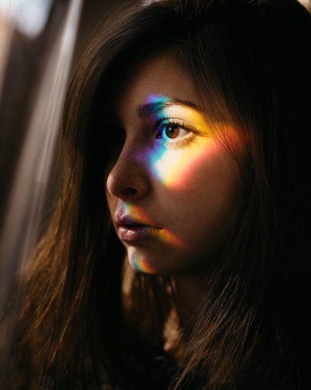 The Portraitist - 2017 EyeEm Awards BYOPaper! See The Light