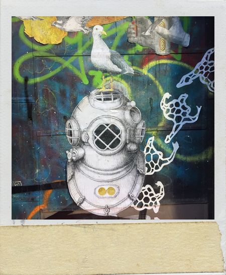 StreetArt Symbolism Murals Of Melbourne Story Within Story Photographic Approximation