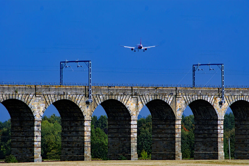 This viaduct is
