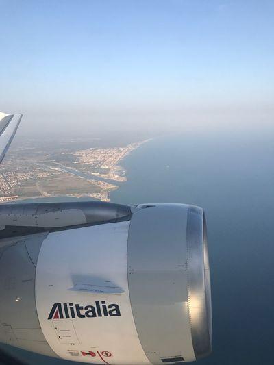 Onboard Alitalia Comebackhome