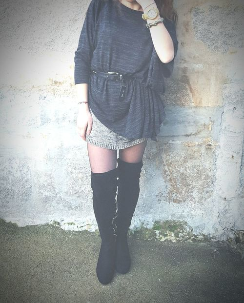 Me Girl Alternative Alternativegirl Alternativemood Alternativestyle Alternativo Boots Style Styling Lovefashion Fashion Watch Bracelet Metalhead