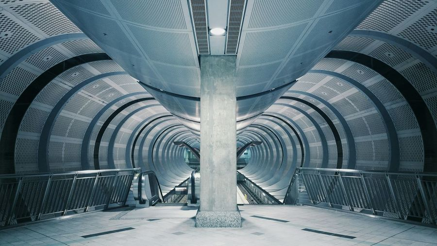 Tunnel vision Urban Geometry Architecture Amazing Architecture Notes From The Underground Precision The Architect - 2015 EyeEm Awards Your Design Story Winners 🎁 Fresh On Market 2018