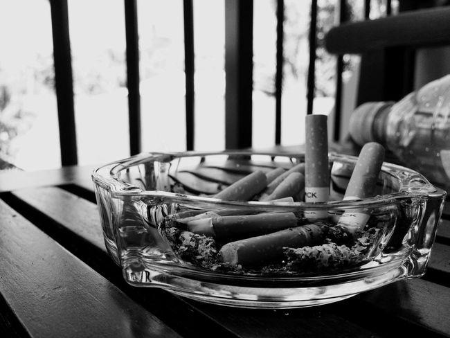 Smoking Kill Relaxing Enjoying Life