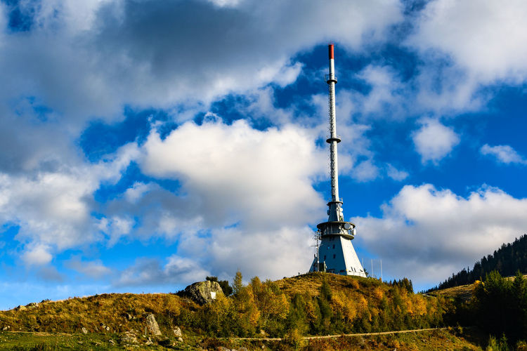 TV tower on the
