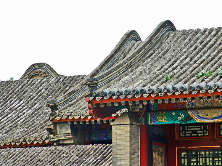 Architecture Beijing Beijing, China BEIJING北京CHINA中国BEAUTY Building Exterior Built Structure China China Photos Day Outdoors Peking  Sommerpalast Summer Palace Beijing Travel Destinations Travel Photography Traveling Travelphotography