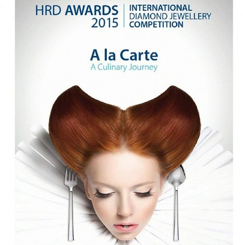 Cok eglenceli bir tasarım yarisması! Tasarımların bazilarini gordum gercekten Alacarte !Belcika'da pirlantadan yemek de yapiliyor yani cok Tarz cok havali 😁😍Hrd Design Contest Hrdawards Jewellery Jewelry Jewelryaddict Instagram_turkey Jewelryblogger Blogger Designcontest Hrdantwerp Belgium Diamond Diamonds Stylish Designer  Awesome Diamondjewellery Competition Antwerpen
