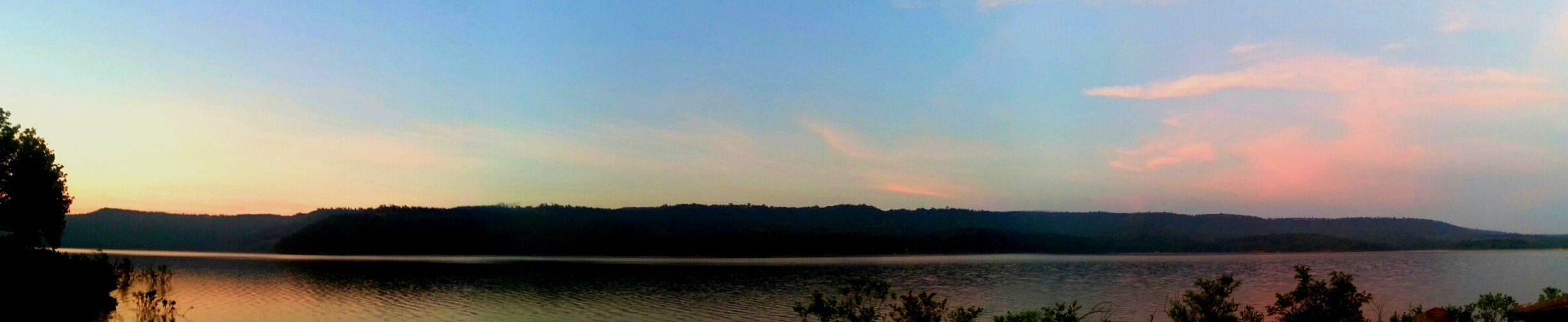Pano of the Southwest side of Greers Ferry Lake Ar Landscape_Collection AMPt_community Don't Be Square EyeEm Nature Lover