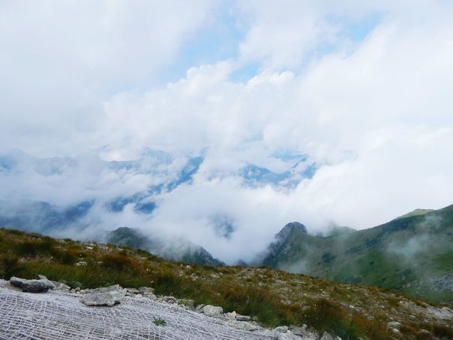Clouds Everywhere On The Mountain Great View Feeling Free OneAndOnly Tatry Poland