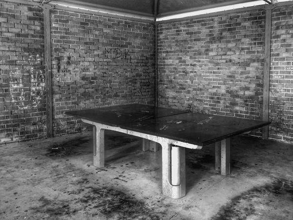 EyeEmNewHere Abandoned Abandoned Places Blackandwhite Black And White Bw_collection No People Day Indoors  Built Structure Architecture