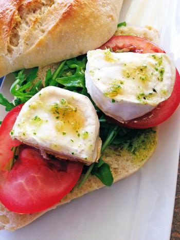 Panini Food Sandwiches Cheese!