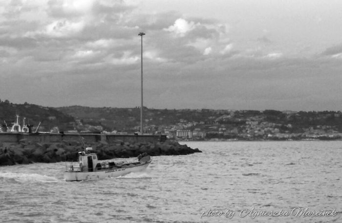 Port Boat Sea Taking Photos