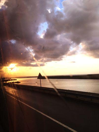 Turkey Sunshine Road Sky Nature Cloud - Sky Sea No People Day Peace Escape Music Rain Rainy Days Cloud