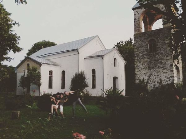 Eyeemphoto Moments EyeEm Take Me To Church Feel The Journey Summertime Church Countryside Friends Me Feelfree Goodday Old Places Old Church Wanna Travel Wanna Be Here?