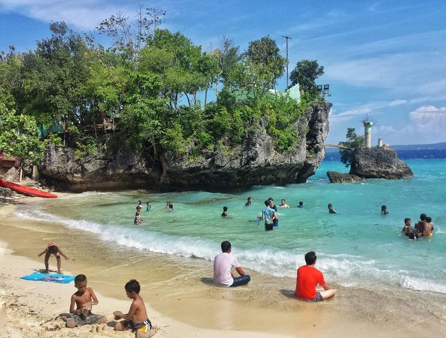 Take me back to Siquijor Island Beach Sea People Enjoyment Vacations Roadtrip Philippines
