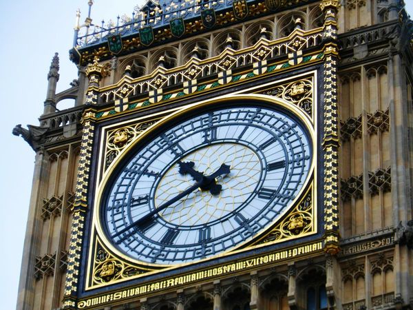 "Conversations heard near Big Ben, ""Where's Big Ben?"" Historical Sights Time Clock Clock Tower Close-up Building Exterior Architecture Historical Place British Culture Outdoors Tourism Travel Travel Destinations International Landmark Famous Place Capital Cities  No People Historical Building EyeEm Gallery Golden Hour EyeEm Best Shots Eye4photography  London Lifestyle Tourists View"