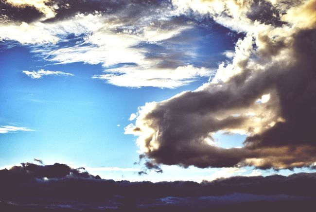 Angry Kiwi Bird: paikura© SOUTH ISLAND, NZ Cloud_collection  EyeEm Best Shots AMPt_community Eye4photography  Odd Clouds Clouds Sky Scape Break The Mold