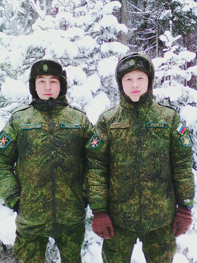 Let's go Army !!! Winter Wintertime Russia Russiansolder Whynot