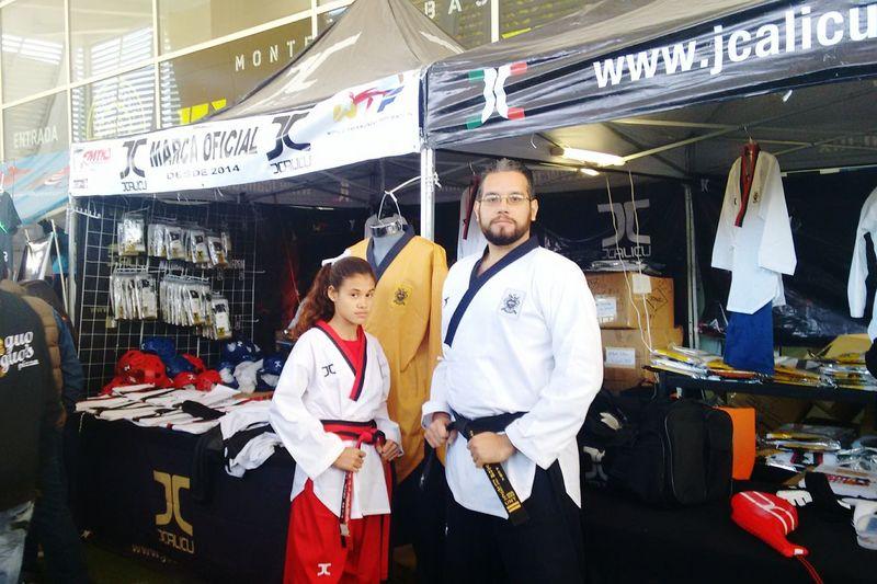 Campeonato Nacional Taekwondolife JCalicuteam