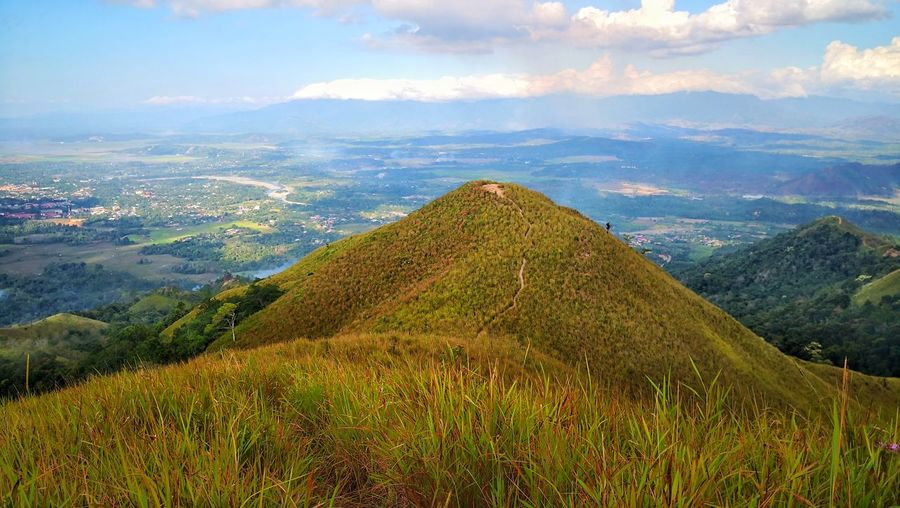 Mountain Pyramid Rural Scene Summer Sky Landscape Cloud - Sky Travel Ancient Civilization Triangle Shape Old Ruin Valley Rice Paddy Ancient History Ancient Egyptian Culture Rice - Cereal Plant Archaeology Terraced Field Amphitheater Cambodian Culture Ancient Rome Pyramid Shape Tea Crop Plantation Civilization Ancient Egyptian Culture Mayan