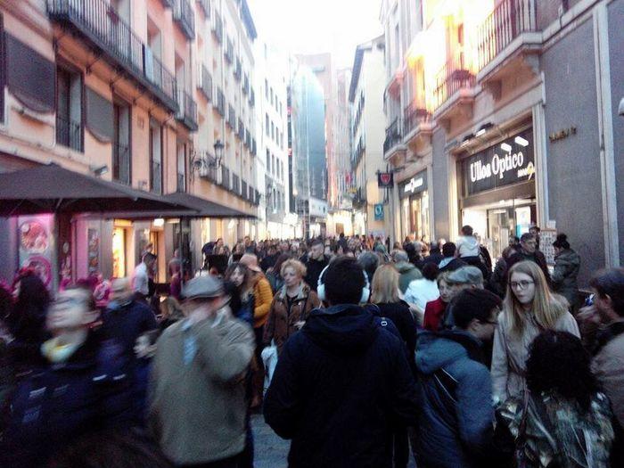 Magnitud. First Eyeem Photo #people Brother Madrid #España Sol