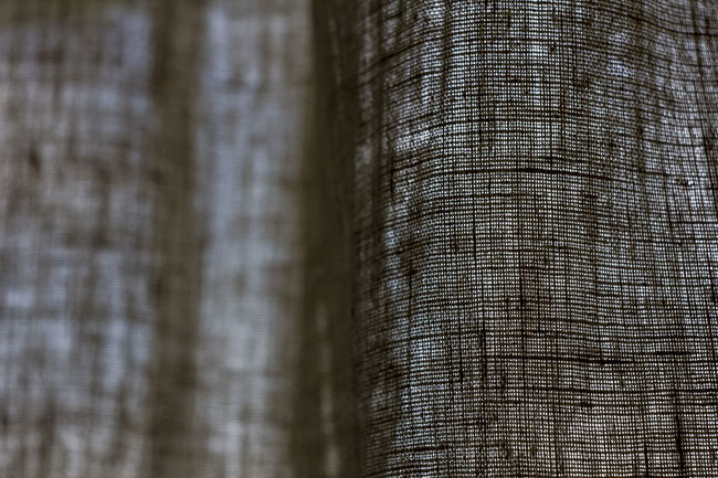 Close-up shot of curtains. Copy Space Abstract Backgrounds Close-up Concept Curtain Day Detail Focus On Foreground Full Frame Hanging Indoors  Material Nature No People Old Pattern Selective Focus Still Life Textile Textured  Transparent