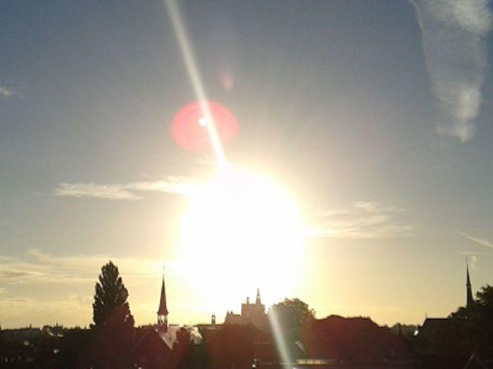 Sun_collection City Sunrise Holland