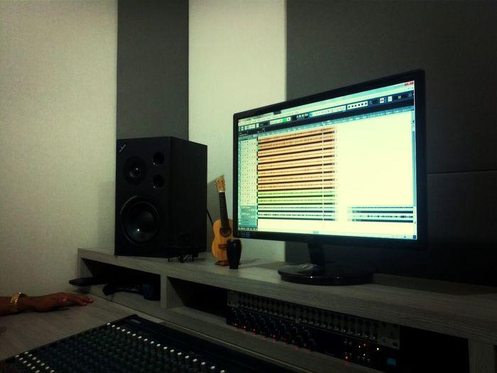 Trabalho estudio groove no sertao Vivaamusica