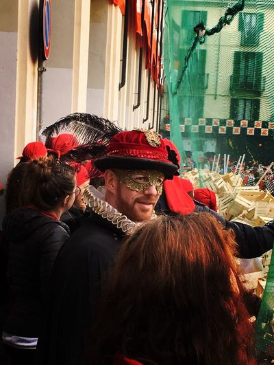 Carnival Crowds And Details Ivrea Carnivale Di Ivrea Oranges Cultures Real People Traditional Festival Carnival - Celebration Event Celebration Traditional Clothing Parade Oranges Ivrea
