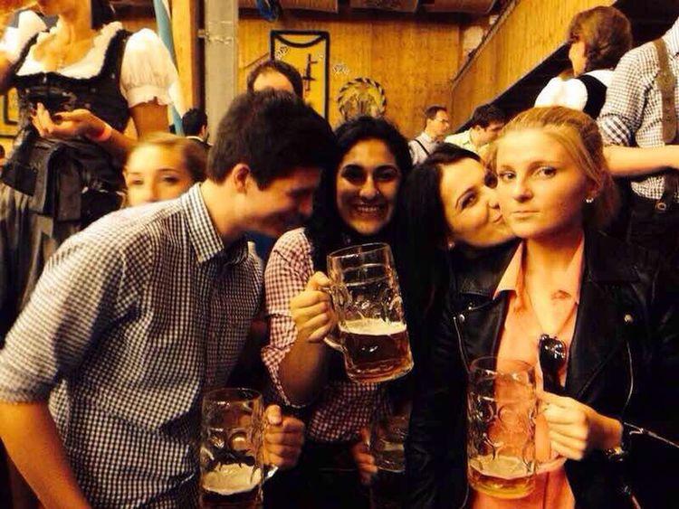 Bestfriends Oktoberfest 2014