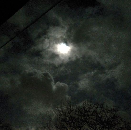 Moon Darkness
