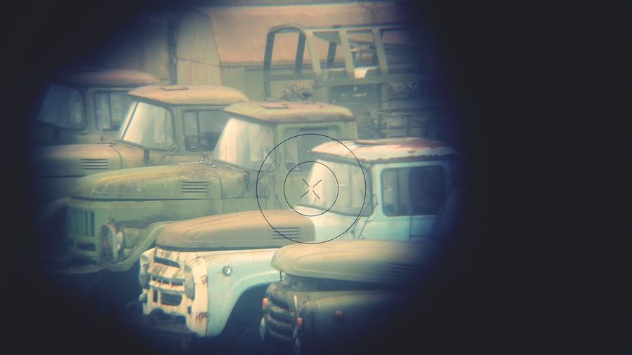 through telescope My Point Of View EyeEmNewHere Telescope View Telescope Pintér Művek Kecel Hungary Old Car Old Cars Vechicle Old Truck Truck Military Military Truck Military Vehicles Tourism Must See Private Collection Europe Eyeem Vehicle Lover Old Timer Close-up Vehicle Interior