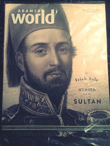 Gift Sultan Hunger Aramco Türkiye Turkish Ireland Irish Texas Houston ????✌️