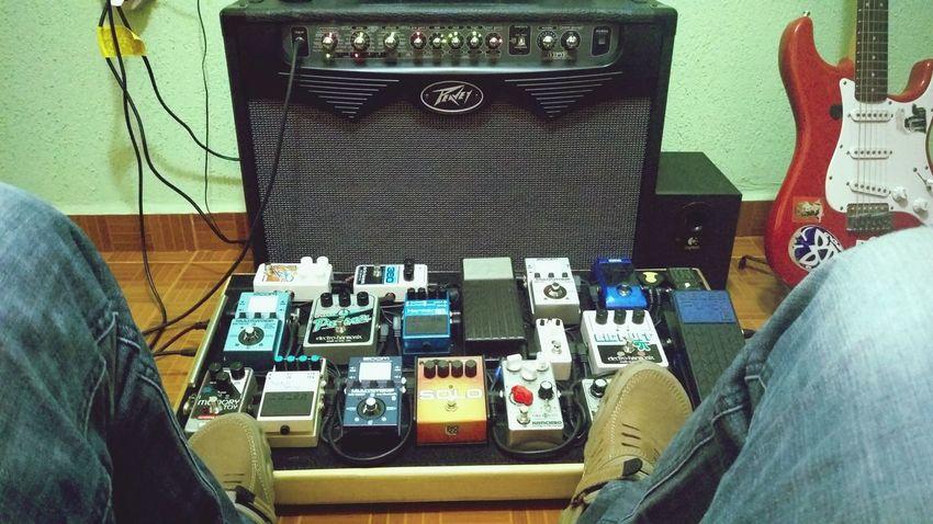 Music Pedalboard Guitar Gear