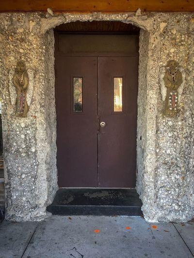 Old door Door