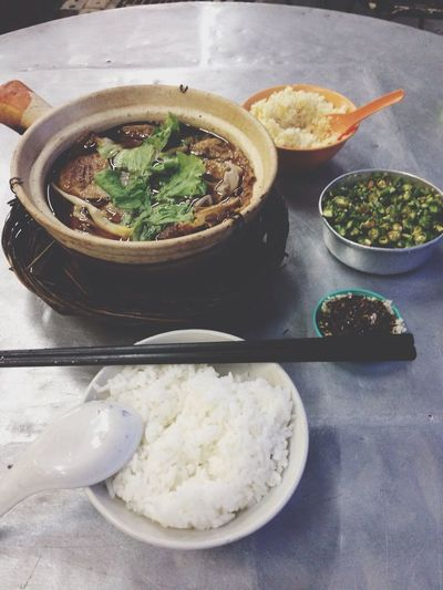 肉骨茶 - 檳城地道晚餐 ,甲叭叭!