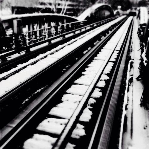 BNW PARIS Subway Metro Paris NEM Black&white Blackandwhite