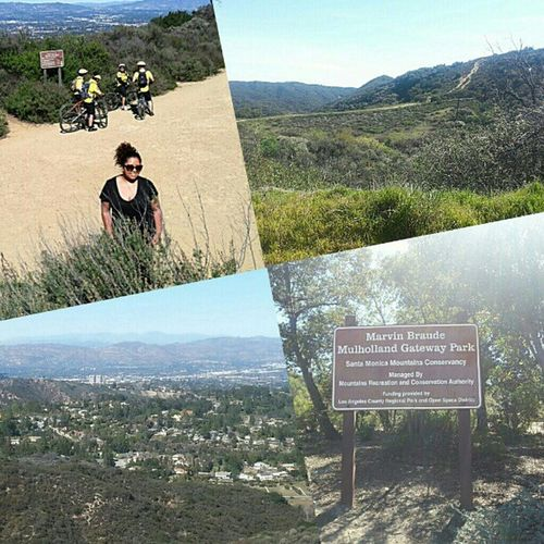GREAT WAY to end the week ?☀?? Workout Sundaymorning Hike Trail nature beautiful peaceful caballerocanyon topangastatepark sanfernandovalley