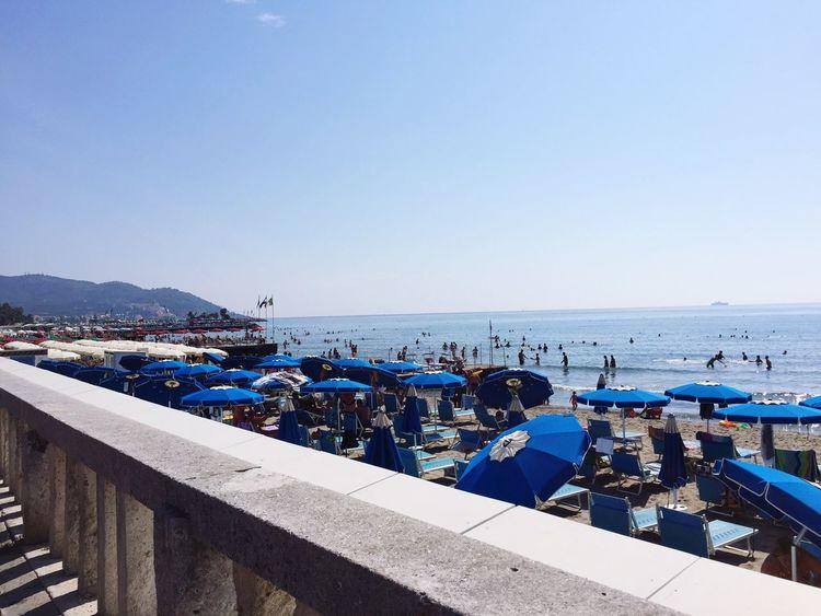 Sea Italy Summer