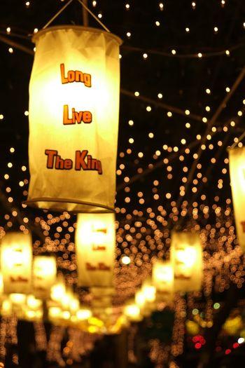 Hello World Thailand Background Happy :) Backlight Lighting Lovekingthailand