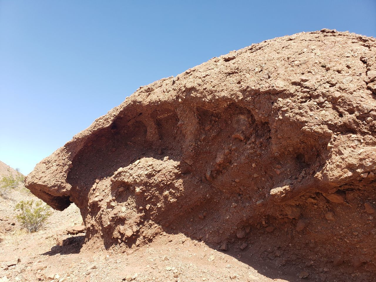 rock, sunlight, rock - object, rock formation, sky, nature, solid, clear sky, tranquility, day, land, geology, no people, tranquil scene, physical geography, desert, scenics - nature, beauty in nature, low angle view, non-urban scene, outdoors, climate, eroded, arid climate