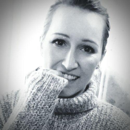 Blackandwhite Portrait Smile ✌ Inlove ♡
