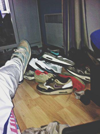 dirty room Sneakers PostBadNike