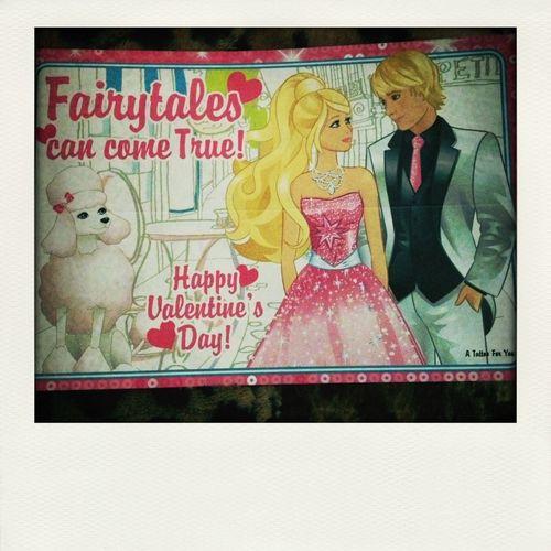 #ValentinesCard.. #FrmDauqhter.. #GottaLoveeHer.. #HappyyVdayy..